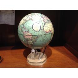 Globe MOVA (MM - Cassini vert)