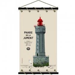 Phare de la jument 70x124