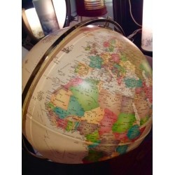 Globe SICJEG (50 cm - Queen Antique)