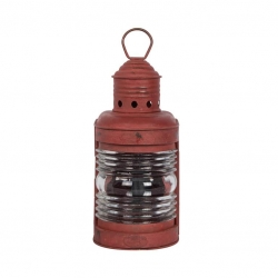 Lampe de bateau Babord rouge