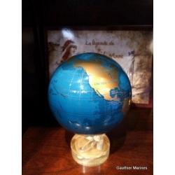 Globe MOVA MM Bleu Océan