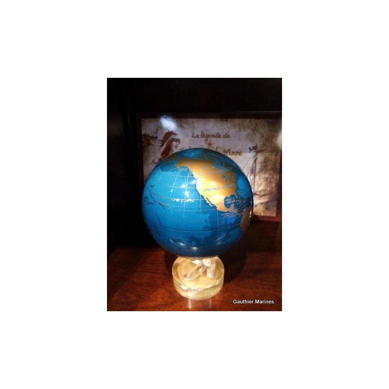 Globe MOVA PM Bleu Océan