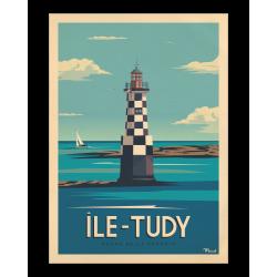 Affiche L'Ile Tudy