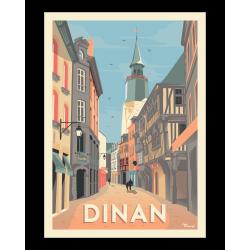 Affiche de Dinan