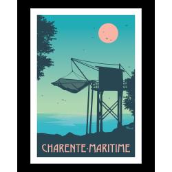 Affiche Charente Maritime
