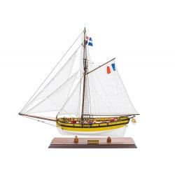 Maquette Le Renard