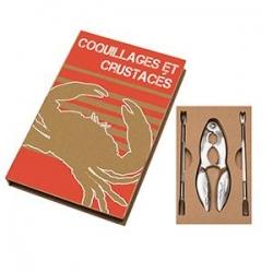 Coffret Crustacés Pince/Curettes