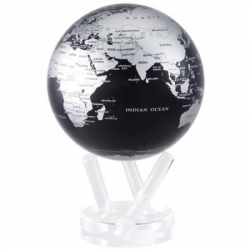 Globe MOVA (MM - Silver Black Metallic)