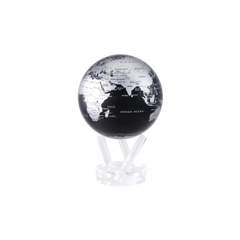 Globe MOVA (MM - Silver Black Metallic)